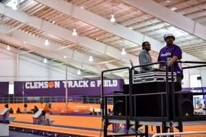 Play video: Clemson Track & Field || DJ Sha