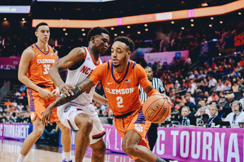 Clemson Falls in Second Round of ACC Tournament