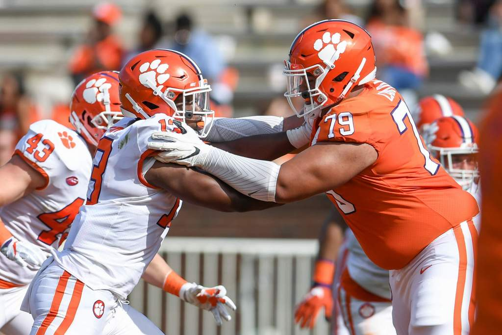 Clemson Spring Game To Air On ESPN2