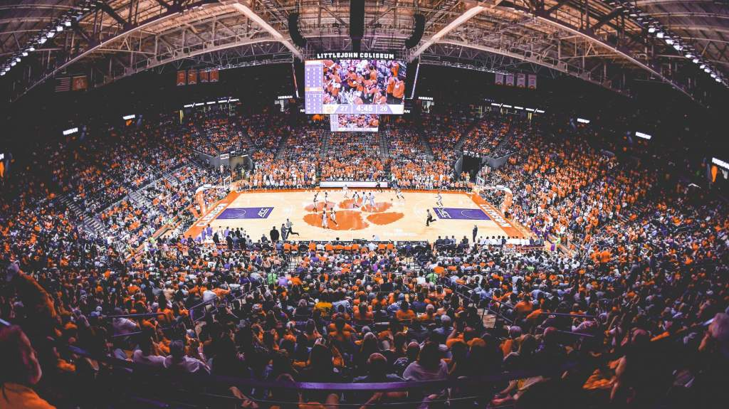 Clemson to Open 2019-20 Season Hosting Virginia Tech