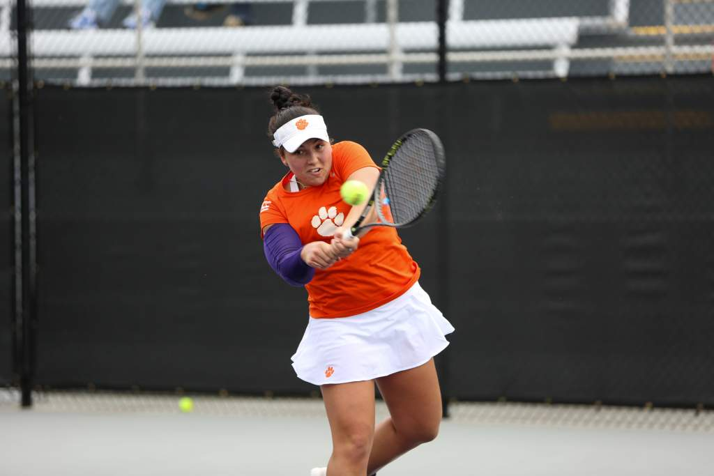 Tigers Earn 6-1 Win Over No. 40 Boston College Sunday