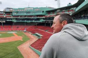 Play video: Tigers Tour Fenway Park - 3/21/19