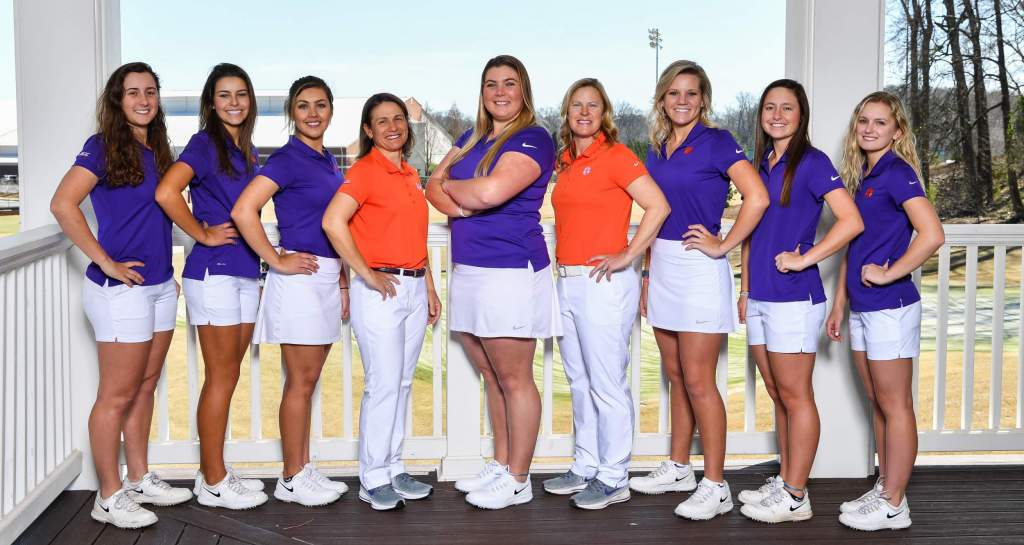 Clemson Fourth After Two Rounds of Gator Invitational
