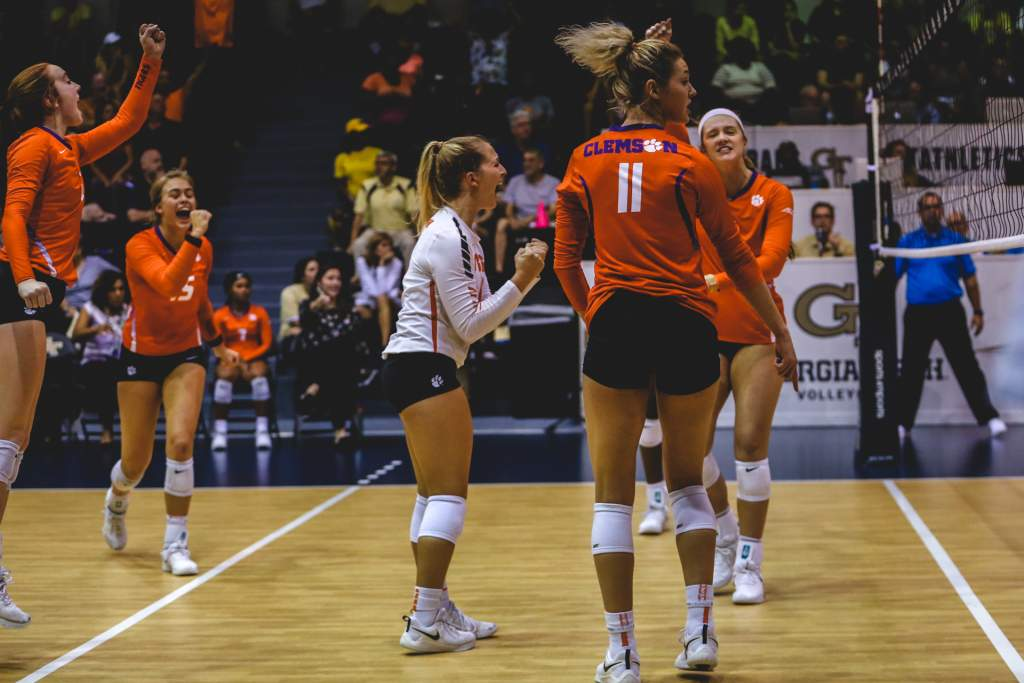 Tigers Go Undefeated at Georgia Tech Tournament Saturday