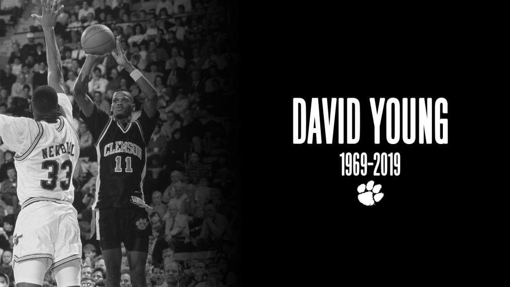 Former Clemson Basketball Player David Young Passes