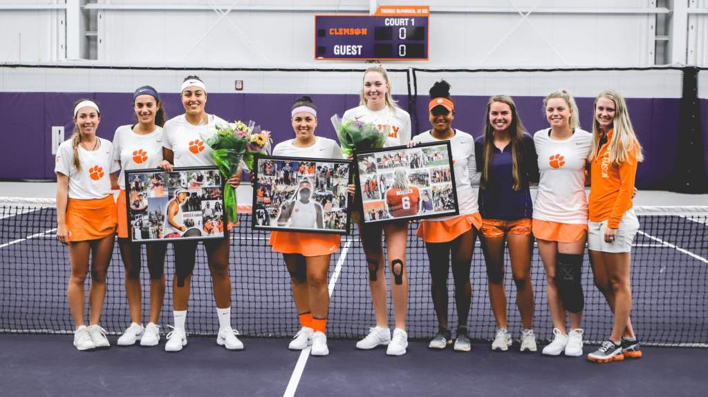 Tigers Honor Three Seniors with Senior Day Upset Over No. 31 Syracuse