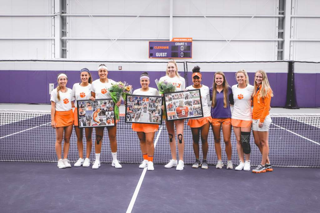 Women's Tennis vs. No. 31 Syracuse – Feature Coverage