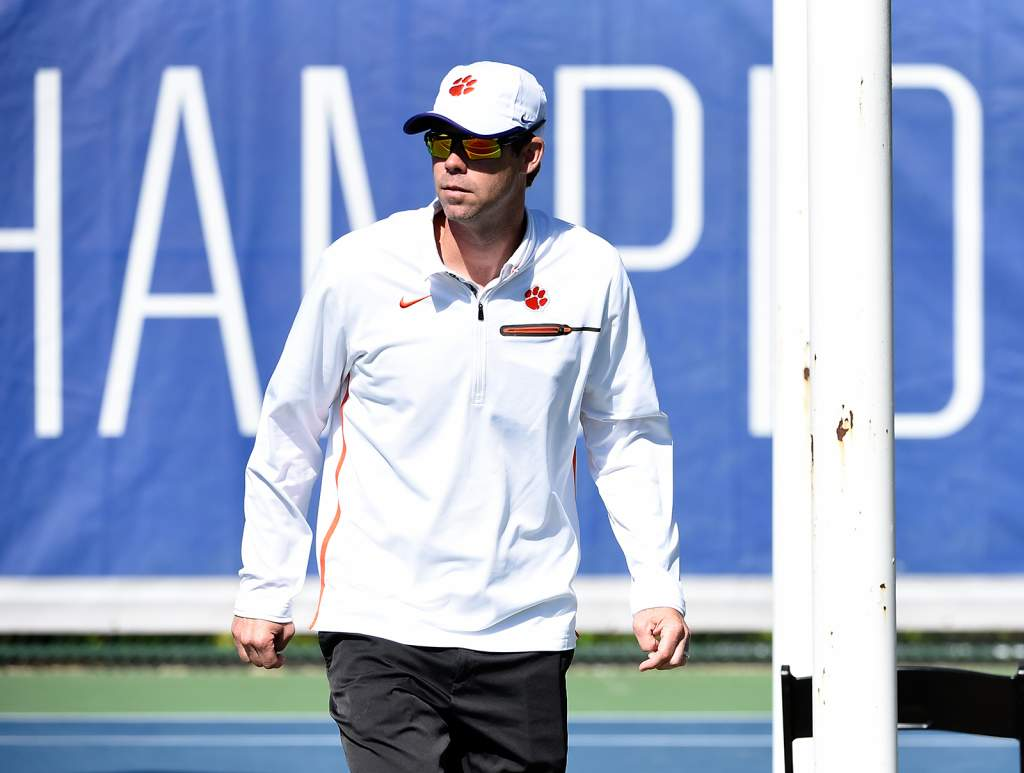 Men's Tennis Coach Boetsch's Contract Not Renewed