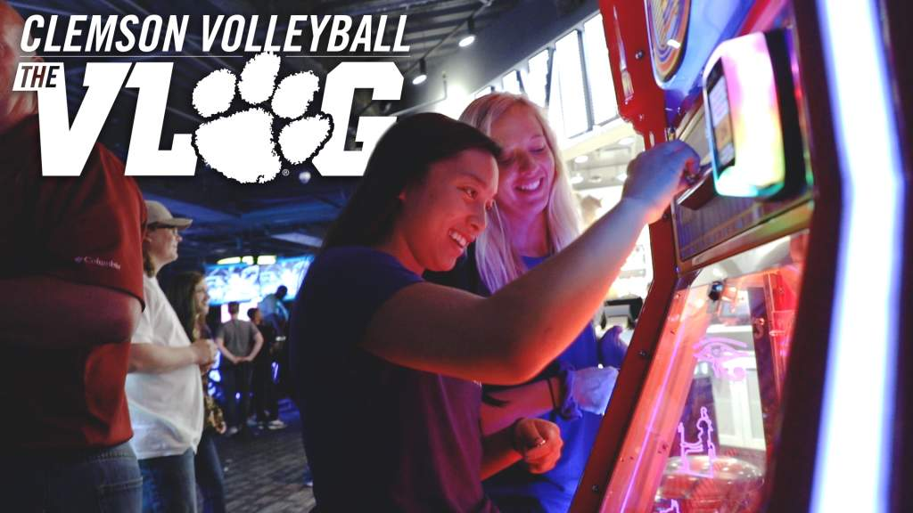Clemson Volleyball || The Vlog (S2, Ep4)