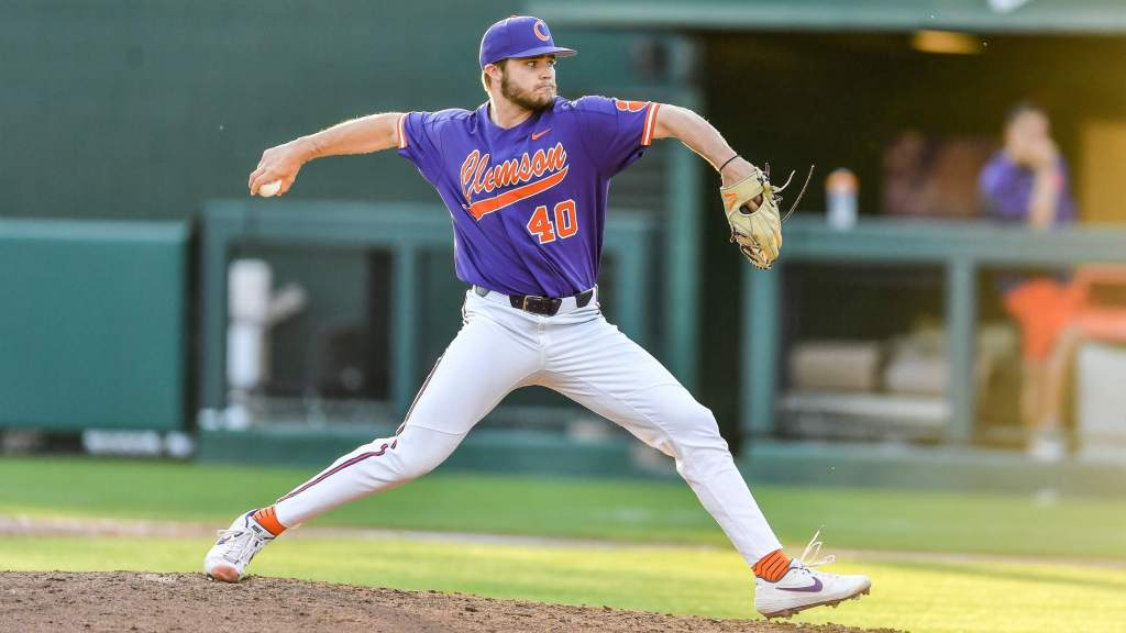 Clemson Faces Winthrop & Tennessee Tech in Midweek Games at Doug Kingsmore Stadium