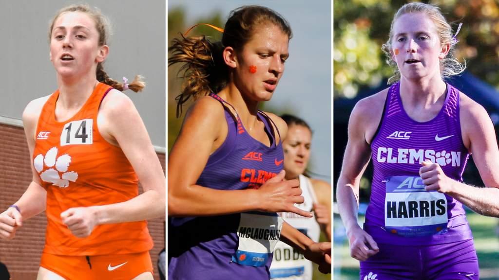 Women's Distance Posts Trio of Top-10 Performances at Mt. SAC Relays