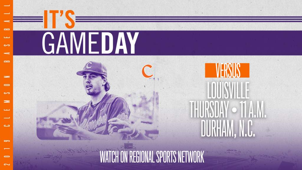 GAMEDAY – Clemson vs. Louisville
