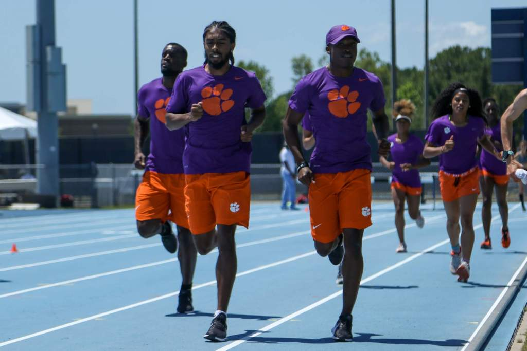 Tigers Set For NCAA East Prelims