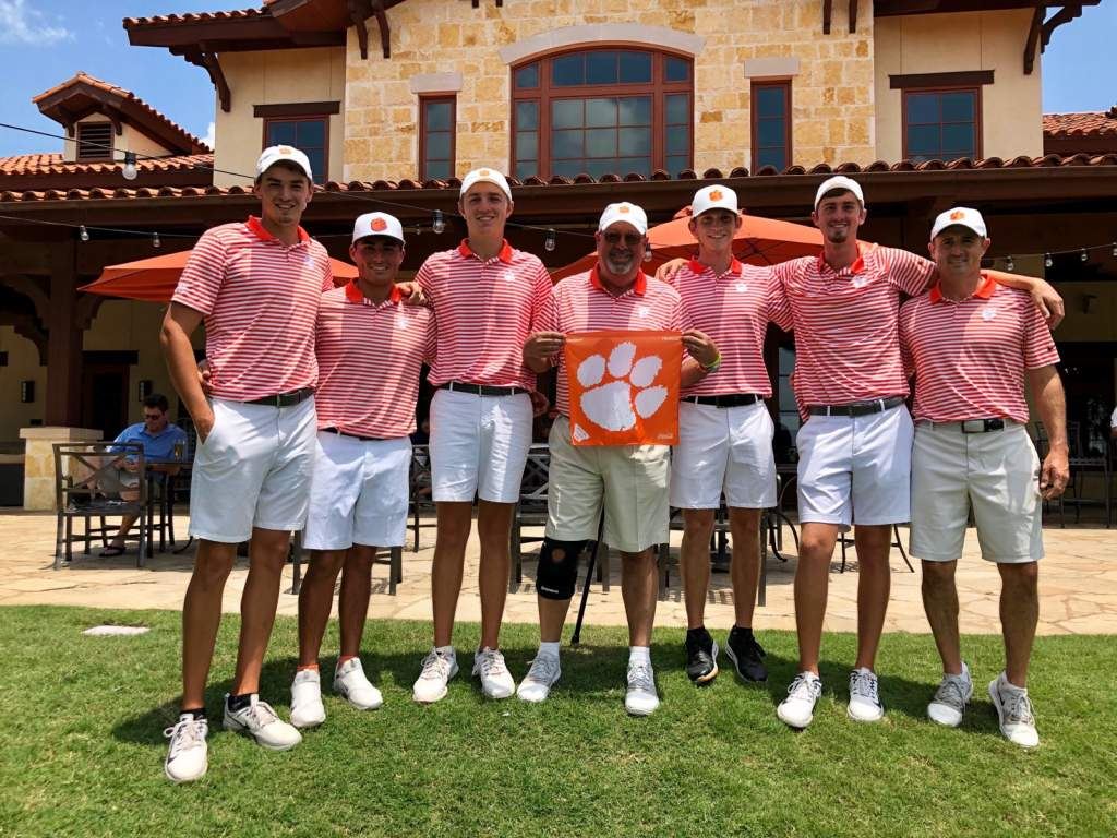 Clemson Advances to NCAA National Championship with Third Place Regional Finish