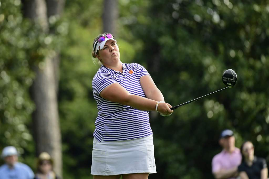 Clemson 14th After First Round of NCAA Regionals