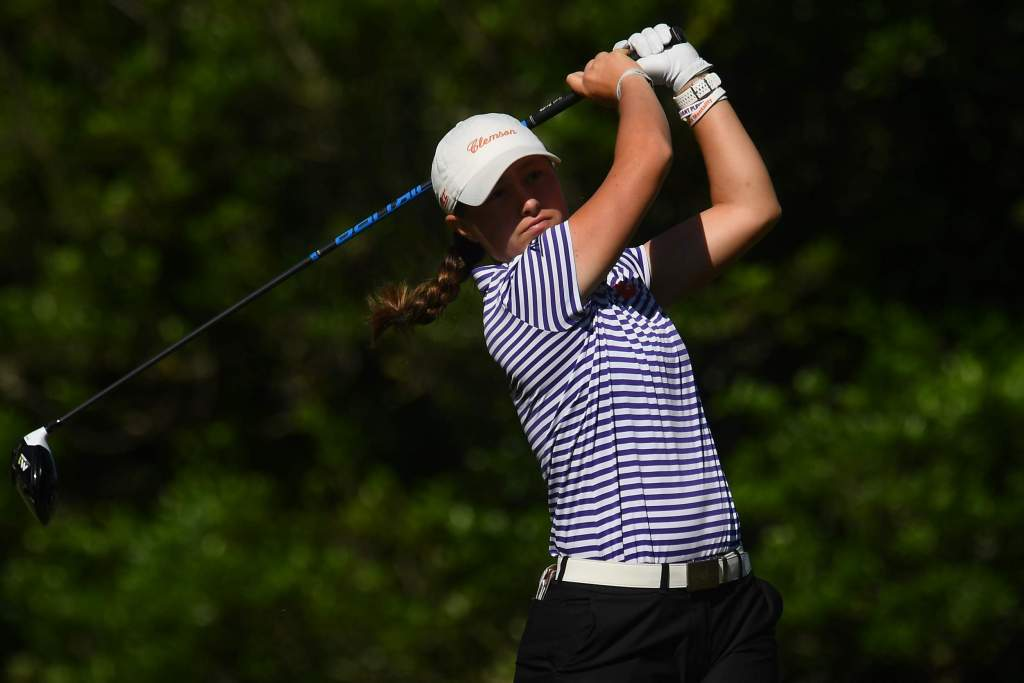 Clemson Finishes 13th at NCAA Regional