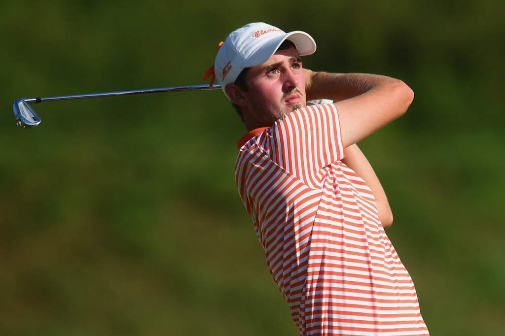 Clemson Tied for 10th after First Round of NCAA National Tournament