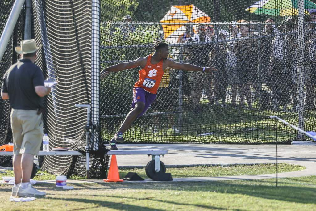 Four Tigers Qualify for NCAA Championships Friday