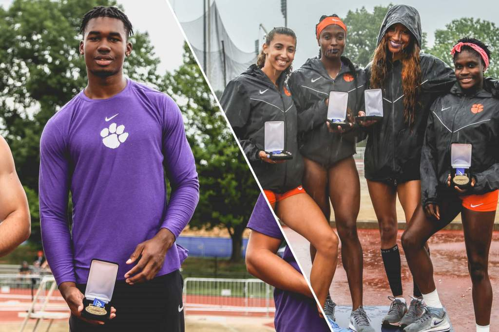 Stona, Women's 4x400m Victorious at ACC Championships Saturday