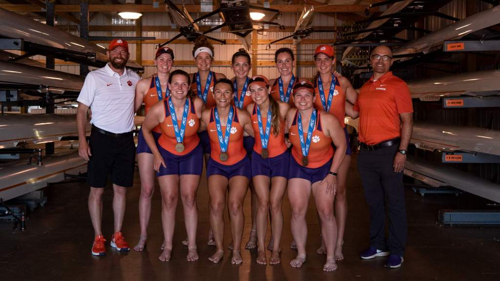 2V8 Propels Tigers 4th-Place Finish at ACC Championships