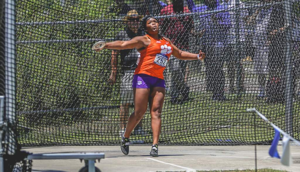 Fraley Sets School Record in Discus, Becomes No. 2 All-Time in Shot Put Friday