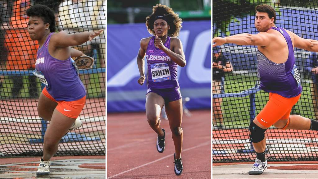 Fraley, Smith, Voeks Earn All-ACC Academic Accolades