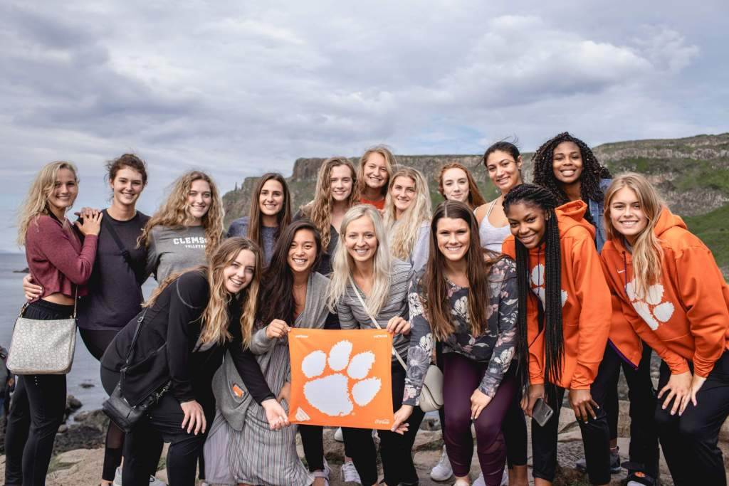 Volleyball 2019 Foreign Tour Recap