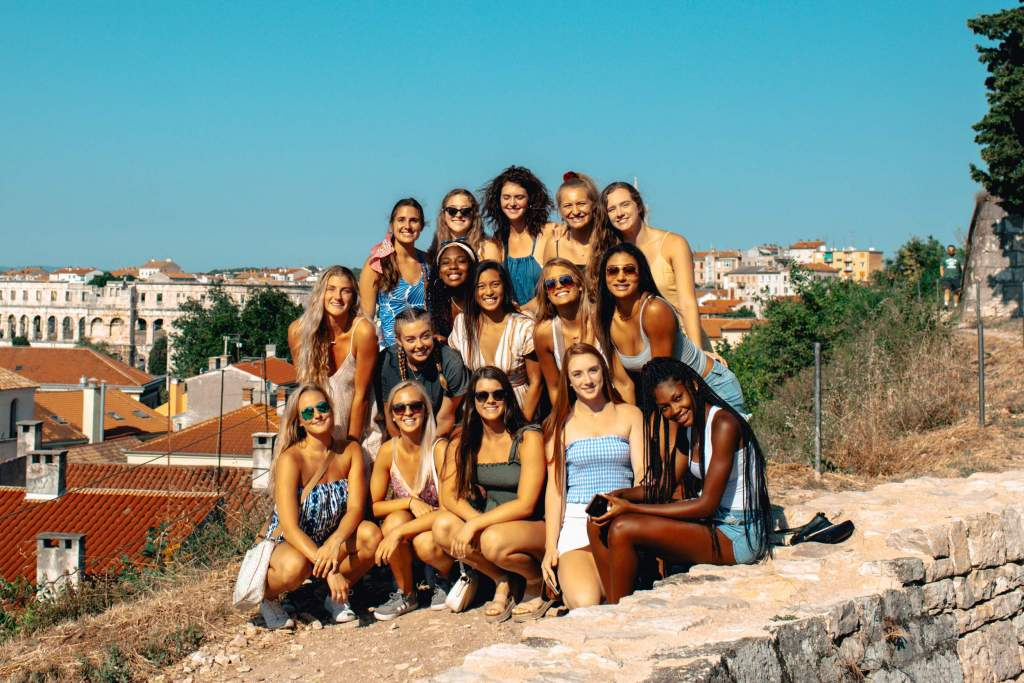 Clemson ACCN Feature || VB Trip to Europe