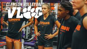 Play video: Clemson Volleyball || The Vlog (S3, Ep1)