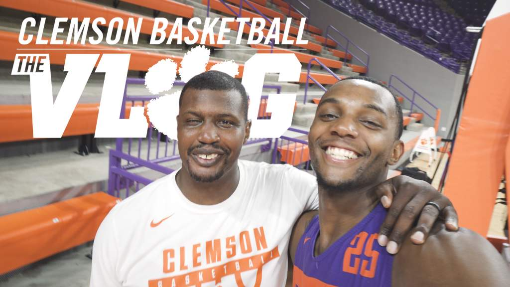 🎥🎬 ClemsonMBB: The Vlog (S3, E2)