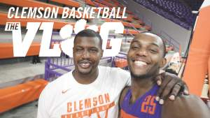 Play video: 🎥🎬 ClemsonMBB: The Vlog (S3, E2)