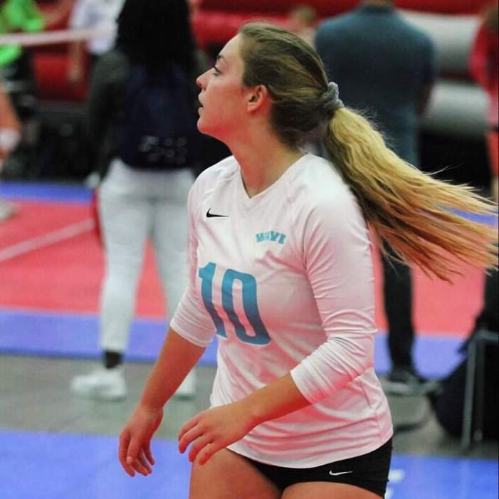 Volleyball Adds Wilmot to Class of 2019
