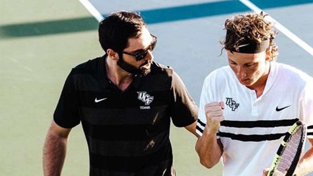 Matt Walters Joins Clemson Men's Tennis Staff