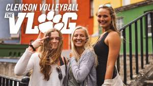 Play video: Clemson Volleyball || The Vlog (S3, Ep2)
