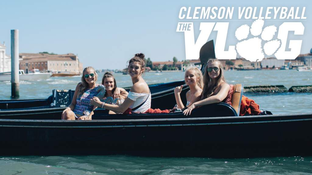 Clemson Volleyball || The Vlog (S3, Ep6)