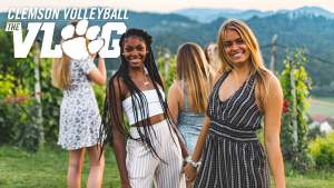 Play video: Clemson Volleyball || The Vlog (S3, Ep4)