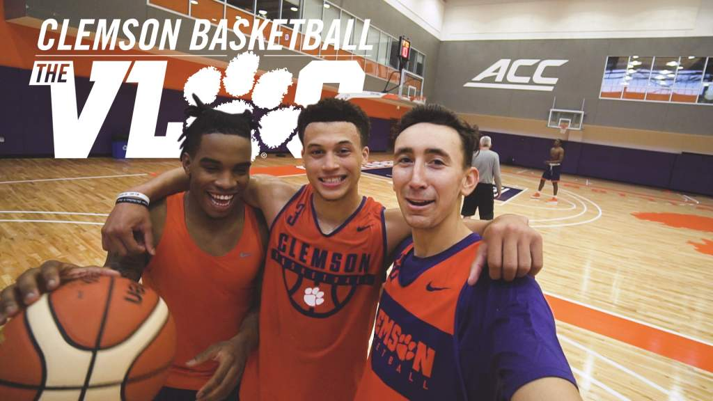 🎥🎬 ClemsonMBB: The Vlog (S3, E1)