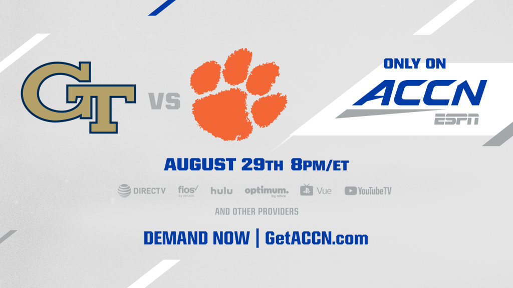 The ACCN is Coming Aug. 22