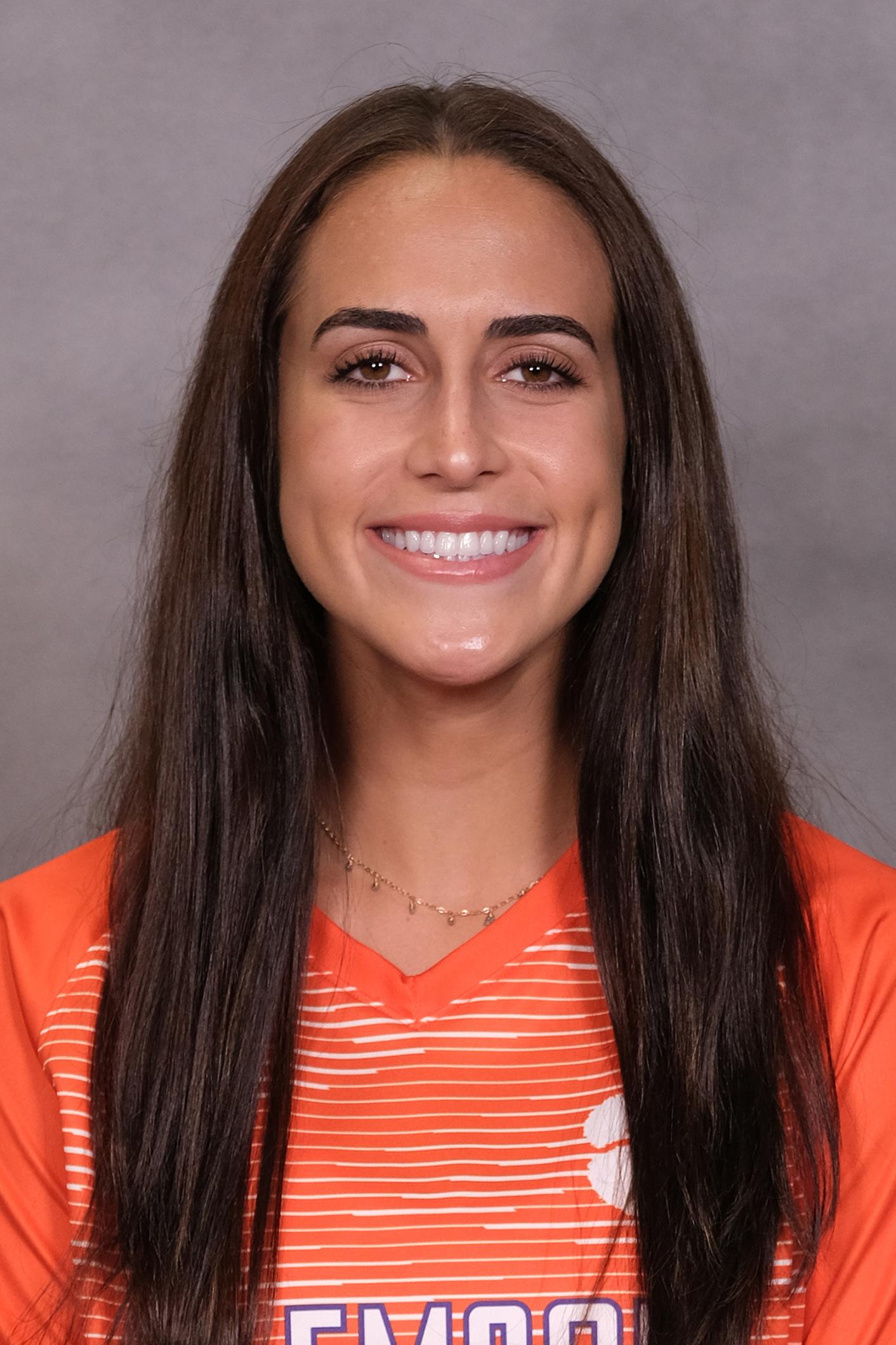 Audrey Viso - Women's Soccer - Clemson University Athletics