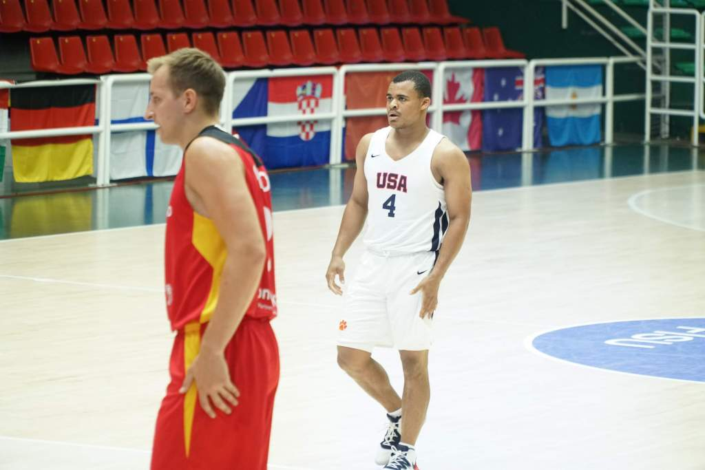 USA Earns Gritty Victory Over Germany, 76-74