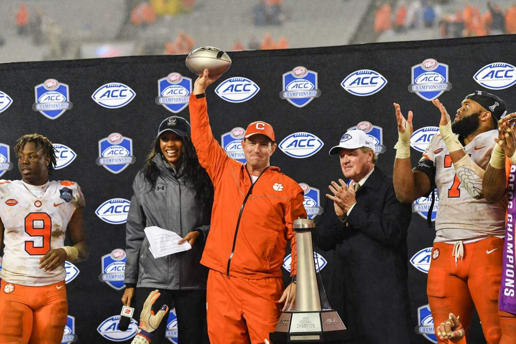 Clemson Picked First In ACC Preseason Poll