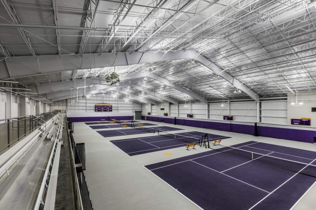 Duckworth Family Tennis Center Access