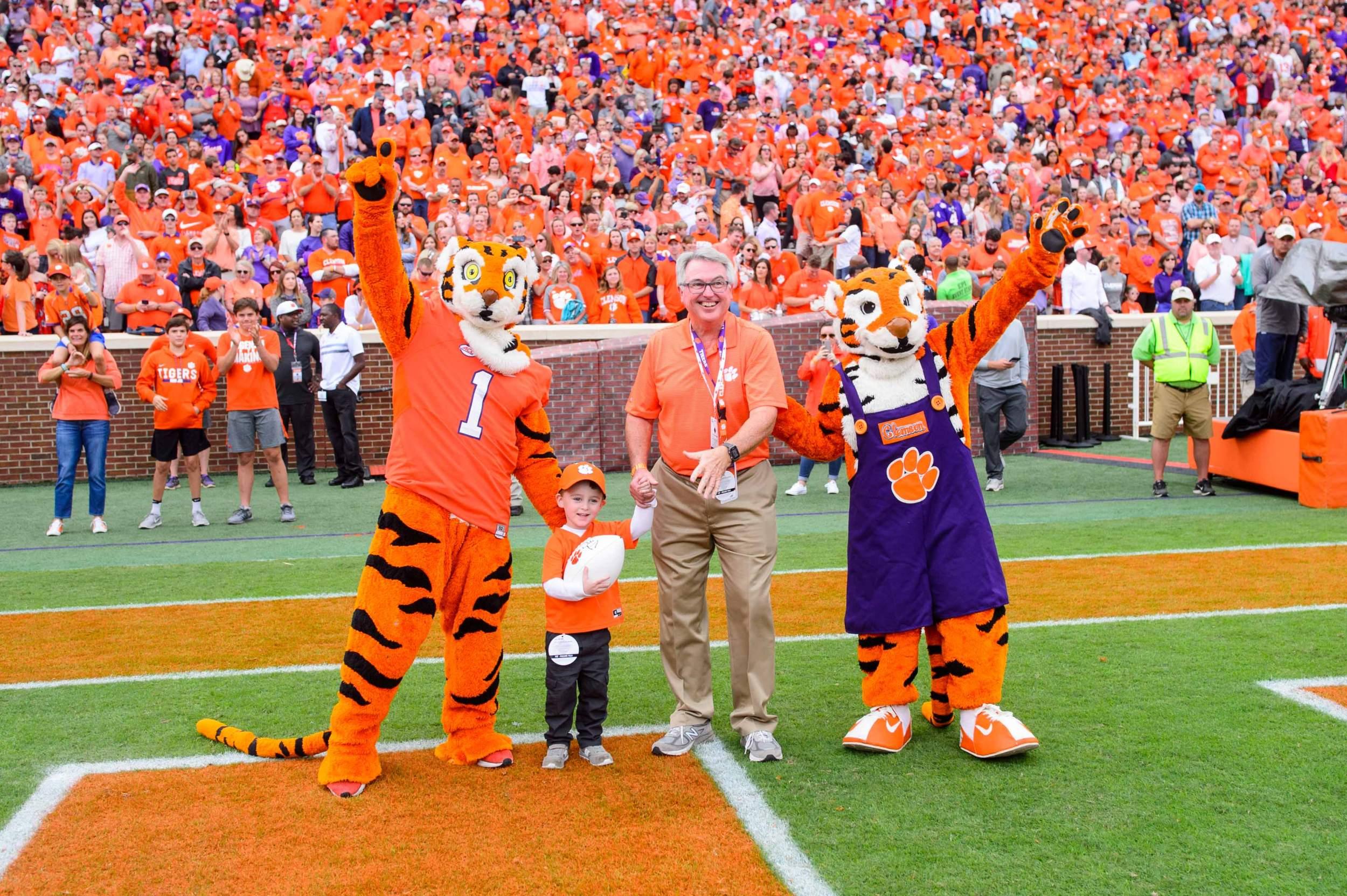 Clemson Sports Campus Marketing Clemson Tigers Official