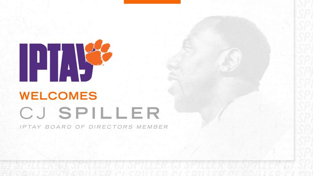 C.J. Spiller Joins IPTAY Board of Directors
