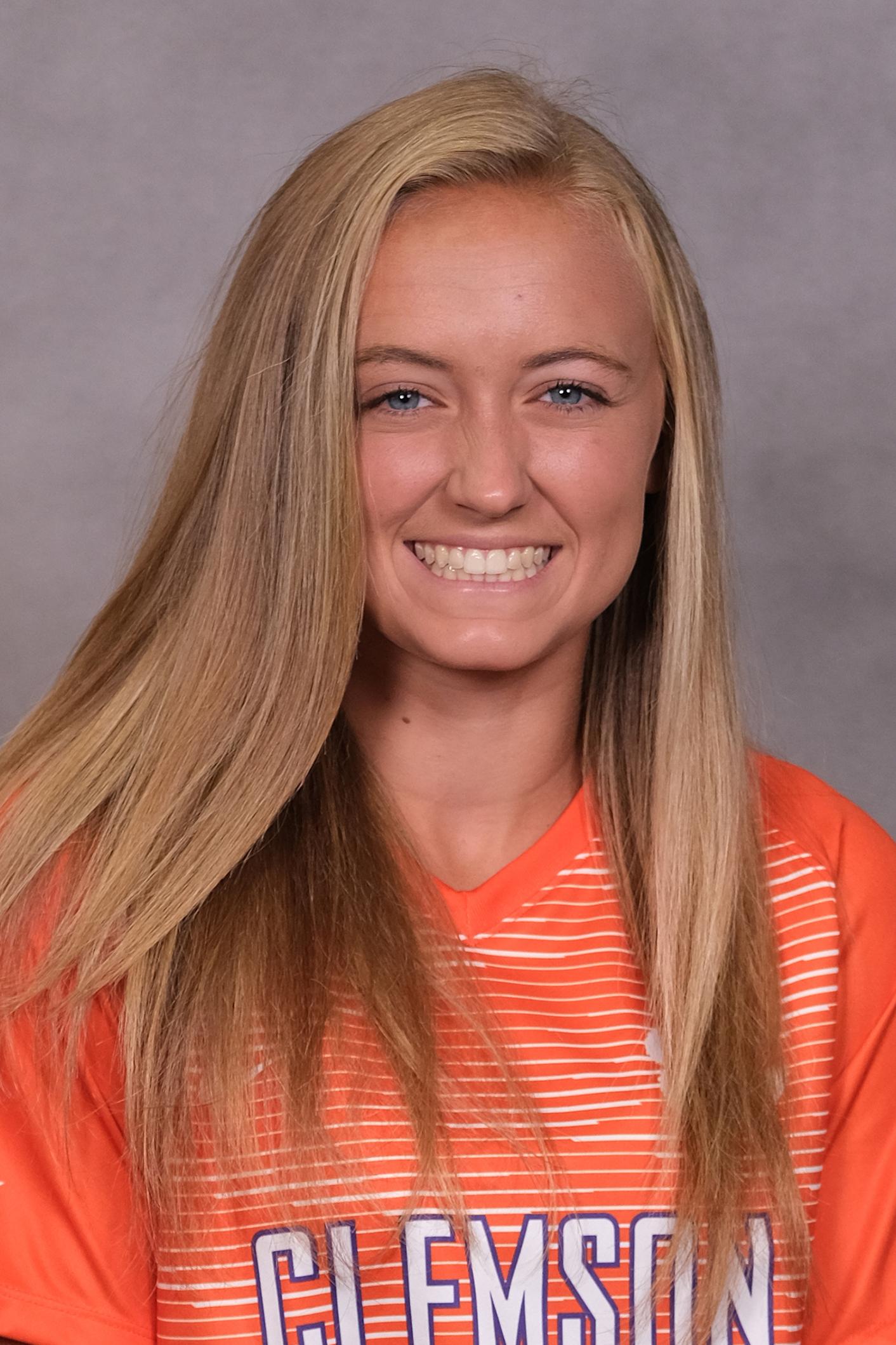Kimber Haley - Women's Soccer - Clemson University Athletics