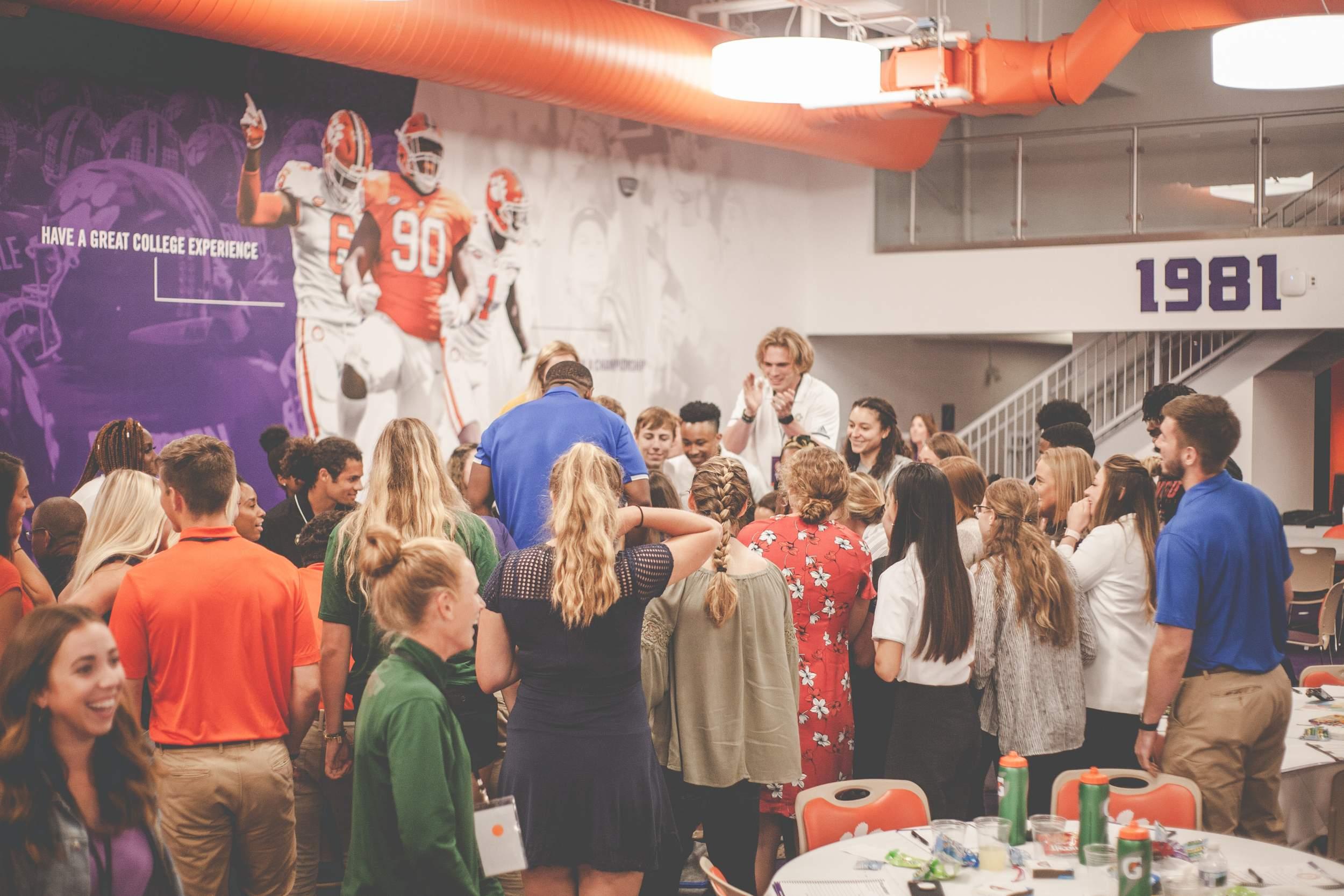 Clemson Hosts Second Annual Tiger Leadership Summit
