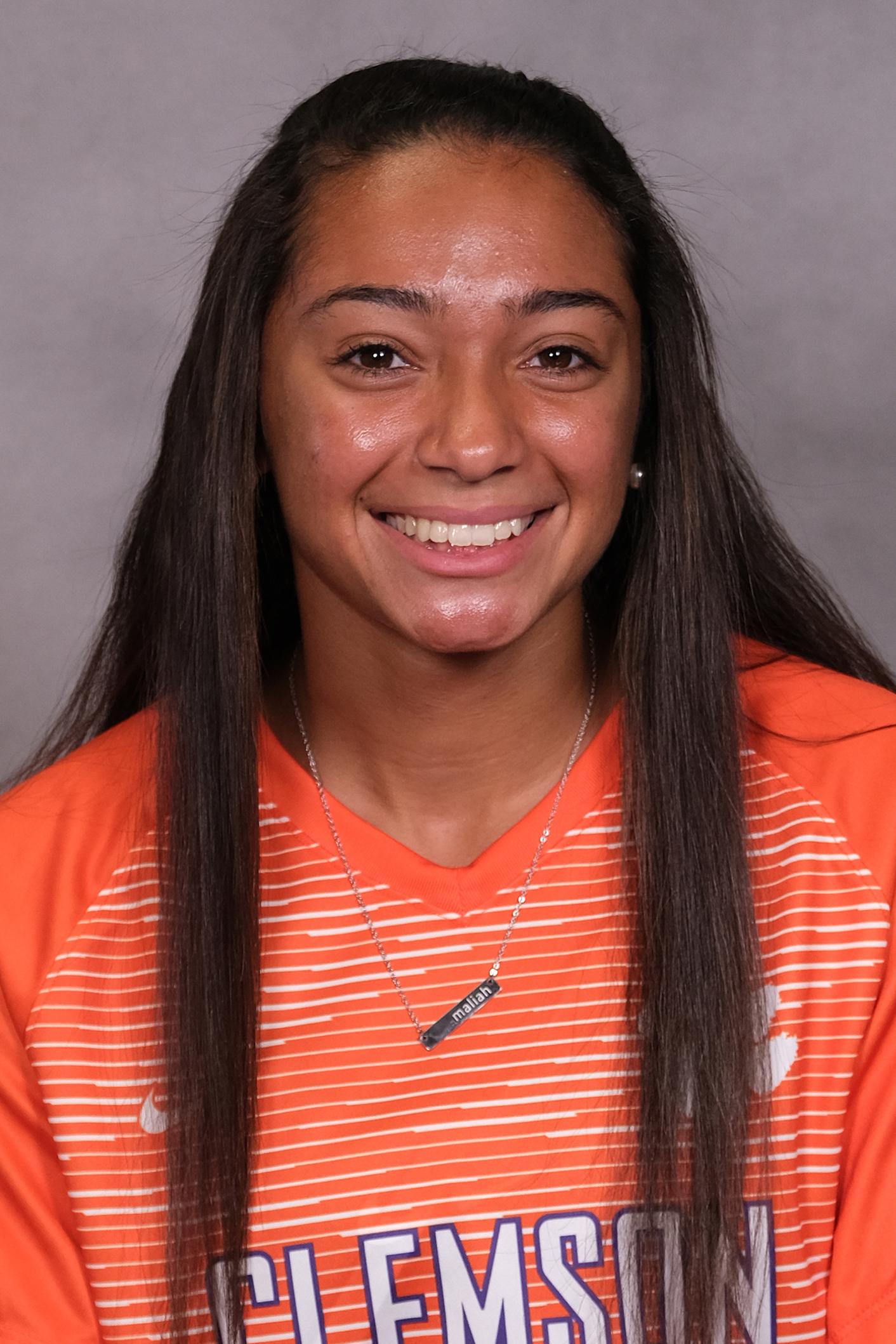 Maliah Morris - Women's Soccer - Clemson University Athletics
