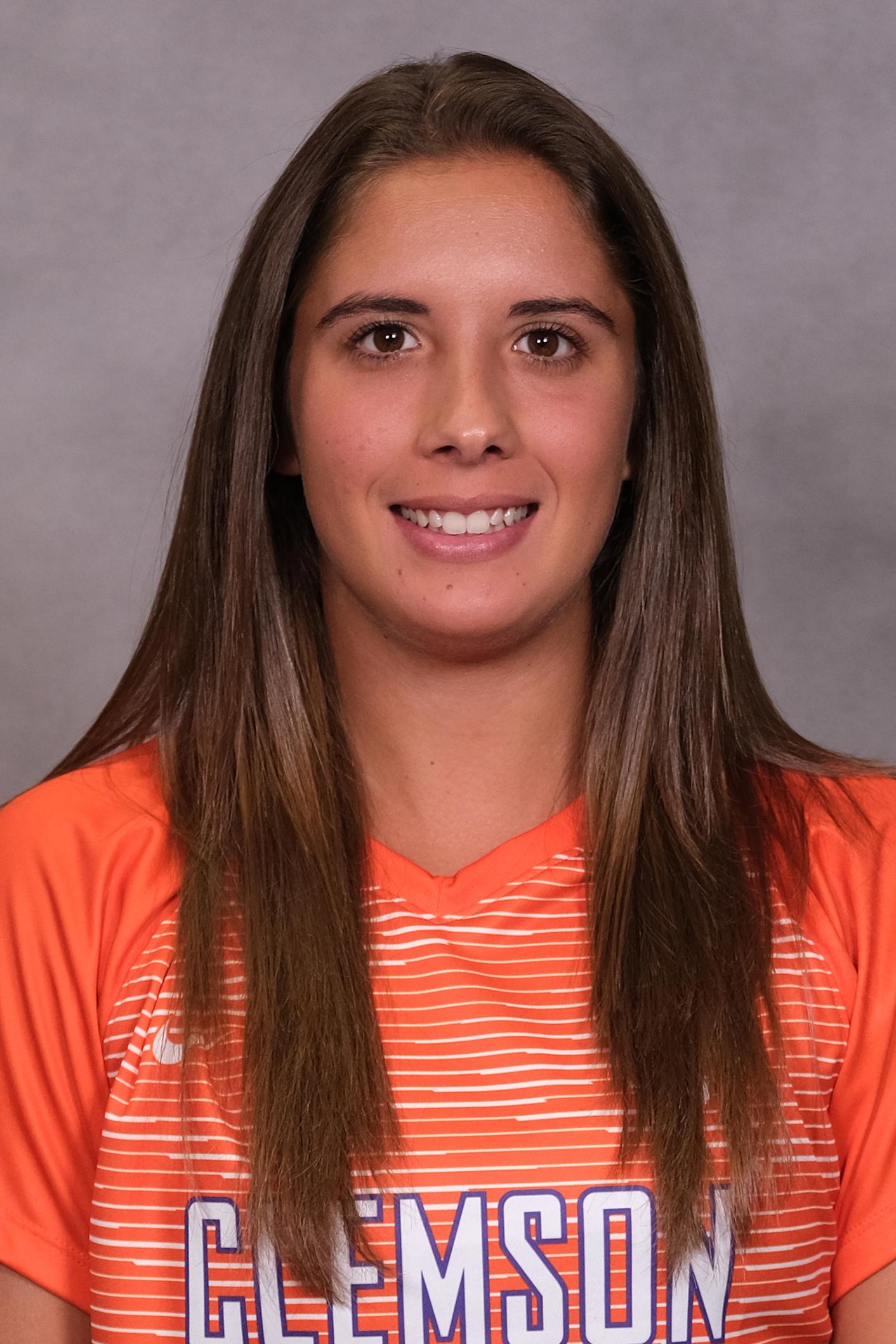Mariana Speckmaier - Women's Soccer - Clemson University Athletics