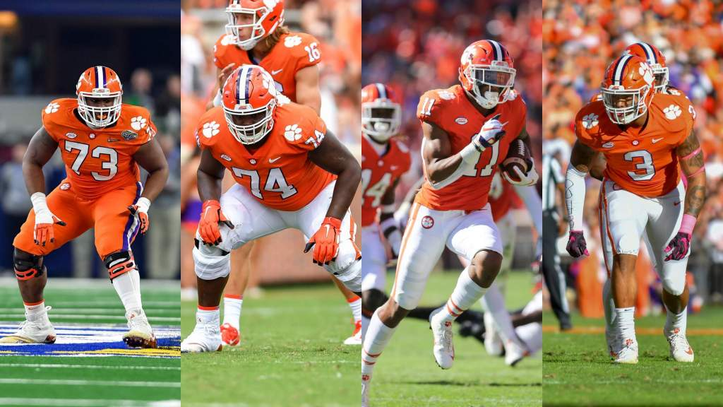 Four Tigers Named To Outland, Nagurski Watch Lists
