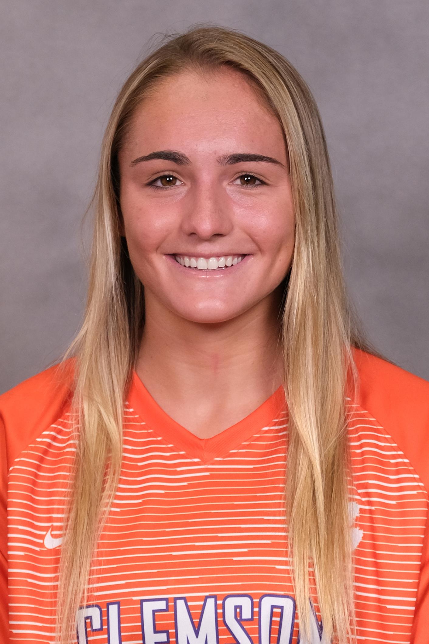 Sydney Dawson - Women's Soccer - Clemson University Athletics
